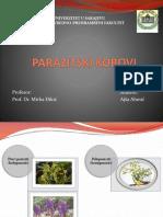 Parazitski korovi