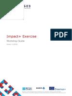 Impact+ Exercise Workshop Guide v1 2016