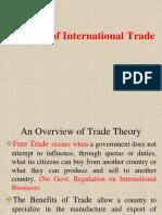 2. Trade Theory