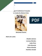 Alexandre Dumas Est Un Écrivain Français Né Le 24 Juillet 1802 à Villers Cotterêts Et Mort Le 5 Décembre 1870 à Dieppe (1)