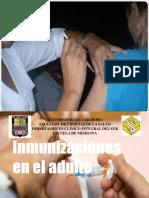 INMUNIZACIONES 2016