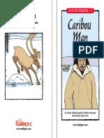 Caribou Man Colorcover