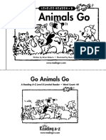 Go Animals Go