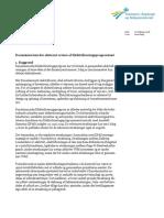 Kommissoriet for kulegravning af elektrificeringsprogrammet