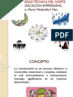 5.- COMUNICACION EMPRESARIAL