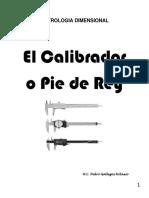 El Calibrador o Pie de Rey (6)