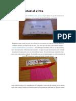 Cassette tutorial cinta.pdf