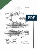US2466380 - Precision Centering Device - Leland Clark, 1949