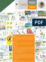 Display Dibujos In Fan Tiles