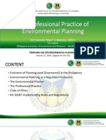 01_The Professional Practice of Environmental Planning