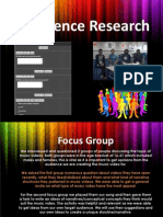 Analysis of Survey and Focus Group Results