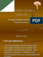 Accidente Cerebro Vascular. Presentación