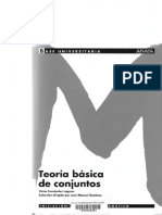 Teoria basica de conjuntos Victor Fernandez Laguna