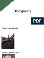 Grace Fashion Spread Photographs Ey