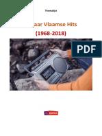 Themalijst 50 Jaar Vlaamse Hits