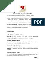 Contrato de Prestacao de Servicos1