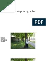Chosen Photographs 1