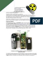 Introdução - radiação do celular