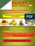 Clase 9 y 10. Embalajes de Frutas y Hortalizas 2 Sesiones