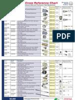 Diamond LED Light Bulb Cross Reference Chart 2014