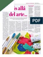 Más Allá Del Arte...