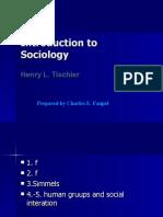 Intro to Socio