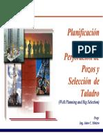 Well Planning Planeacion de Un Pozo