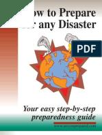 Emergency Preparedness Guidebook