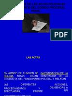 Actas Policiales_codigo Procesal Penal - Copia