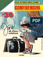 Panini Confidencial 30