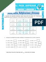 Ficha-Sumas-Restas-Multiplicaciones-y-Divisiones-para-Cuarto-de-Primaria.doc