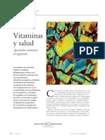 Vitaminas y Salud