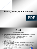 earth moon   sun system  1