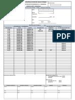 Protocolo y Coordenadas.xlsx Tramo de Fora 2