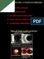 34 Idiopathic Spec Uveitis Syndrome