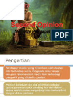 Ppt Second Opinion Pltihan Rsud Bleleng