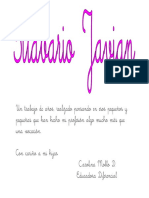 Silabario Javian