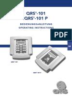 QRS Manual