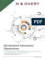 Article Decentralized Autonomous Organizations.pdf