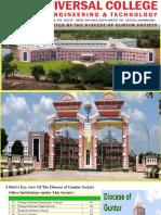 universal college  EEE DEPARTMENT
