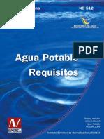 NB 512 Requisitos agua potable.pdf