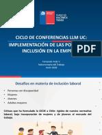 PUC - Políticas de inclusión
