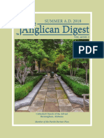 The Anglican Digest - Summer 2018