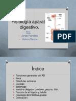 Fisiologia aparato digestivo