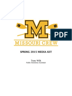 mu rowing club media kit
