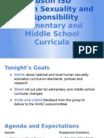 Austin ISD Final Parent Copy_ Human Sexuality & Responsibility Parent Meeting Presentation