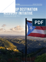 Bottom Up Destination Recovery Initiative