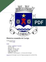 História de Loriga Pelo Historiador António Conde No Site Visitar Portugal