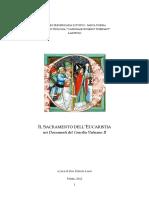 Eucaristia concilio