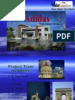 ADIDAS Real estates
